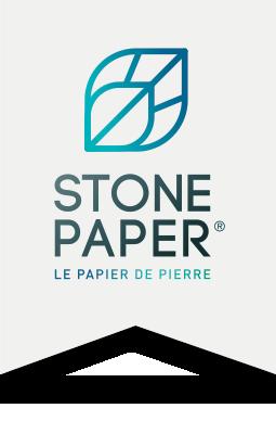 logo feuille de pierre