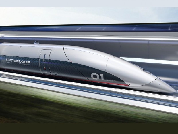 Hyperloop : en avril tu voyageras sur un fil… supersonique